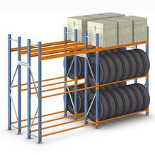шкафы для колёс и шин в гараж